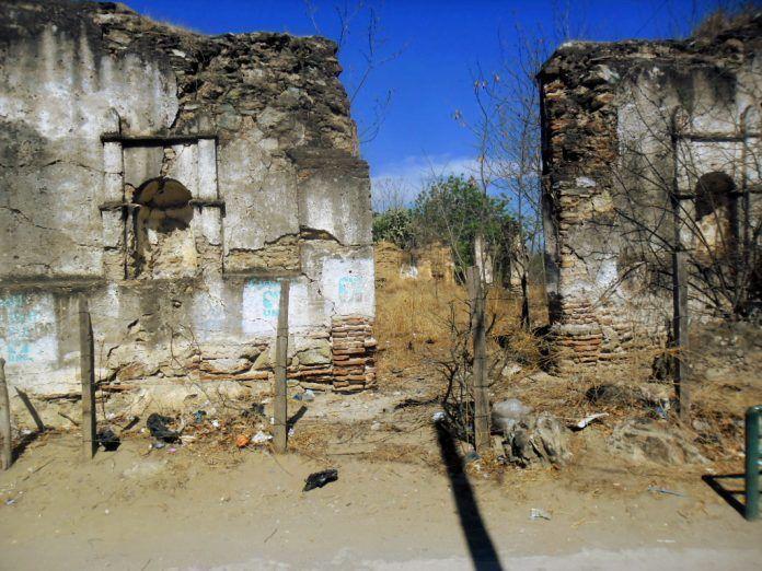 Ruinas Iglesia de Magdalena