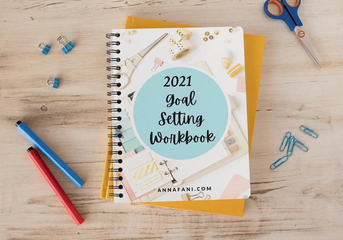 2021 Goal Setting Worksheet