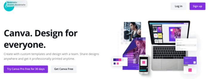 Design on Canva for free