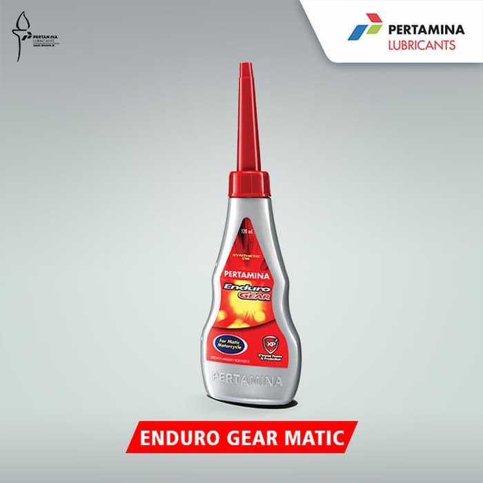 Pertamina Enduro Gear Matic 120 ml