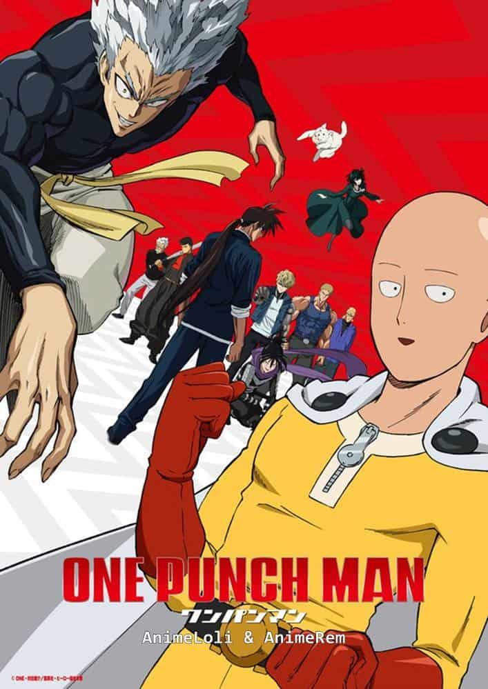 One Punch Man Season 2 วันพันช์แมน ภาค2