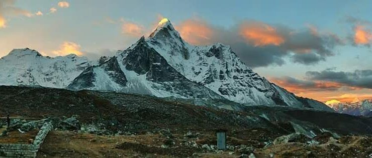 Everest Three Pass Trek,
