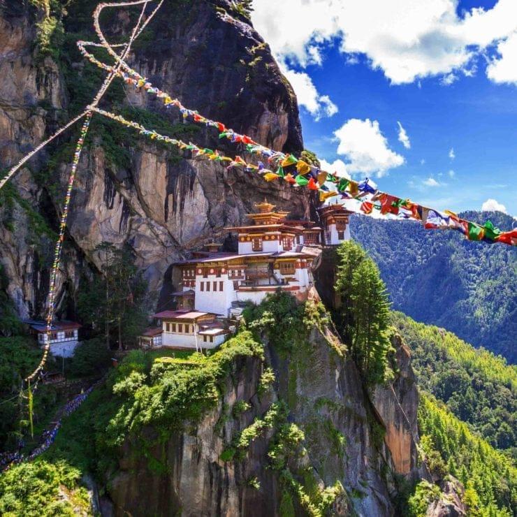 3 Night 4 days Bhutan Tour