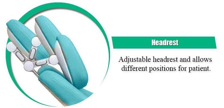 Headrest-Nudent