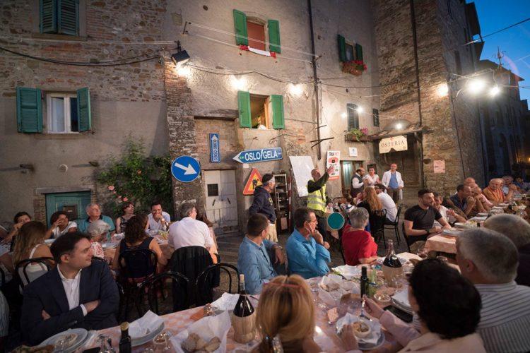 Teatro-Cena Tovaglia a Quadri - il Poggiolino Anghiari