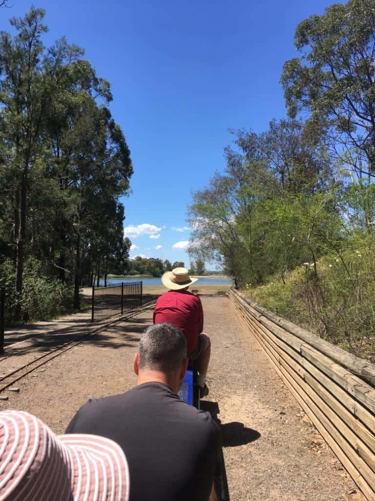 Walka Water Works Train