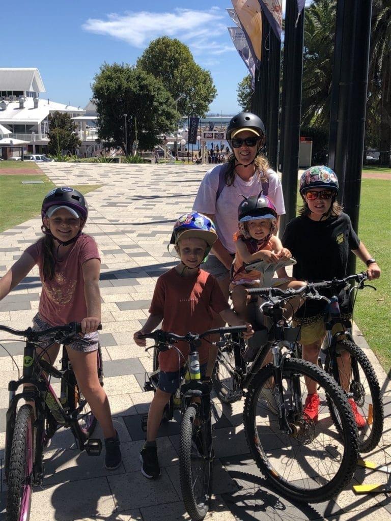Family Bike Rides PortStephens