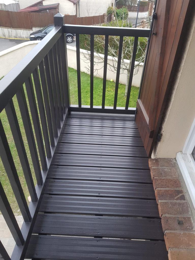 réparation balcon