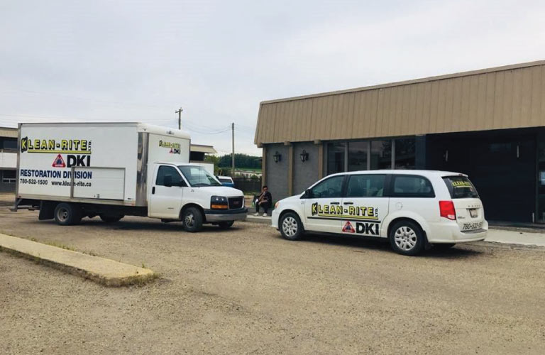 Miscellaneous Cleaning Services - Klean-Rite, Grande Prairie