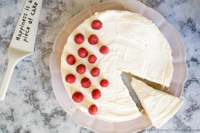 Cheesecake senza cottura Bimby