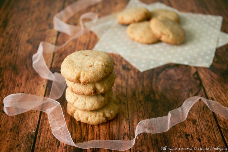 Biscotti al cioccolato bianco Bimby