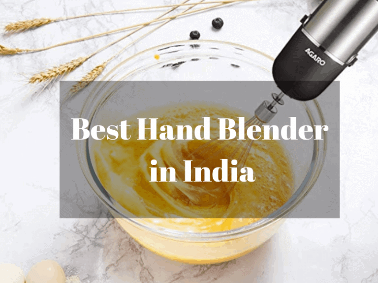 Best Hand Blender in India