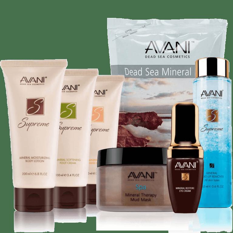 Face & body gift bundle