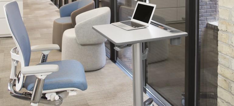 mobile desk