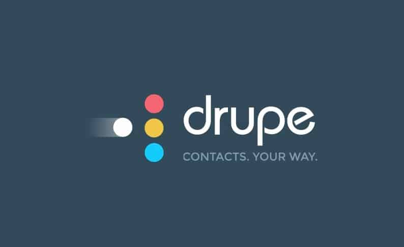 Drupe-best dialer and contact apps