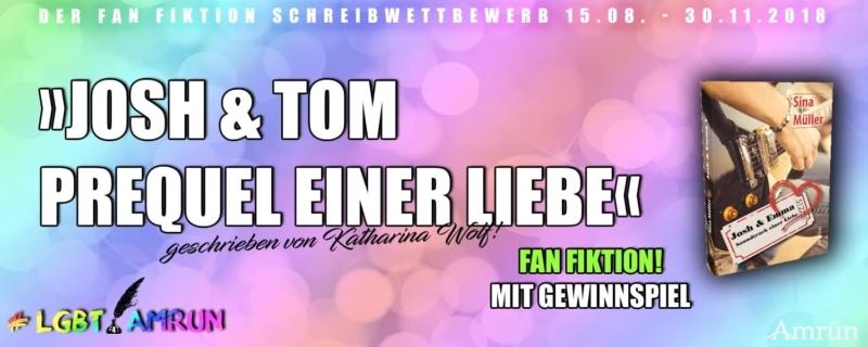 """Fan Fiktion """"Josh & Tom - Prequel einer Liebe"""" geschrieben von Katharina Wolf 2"""