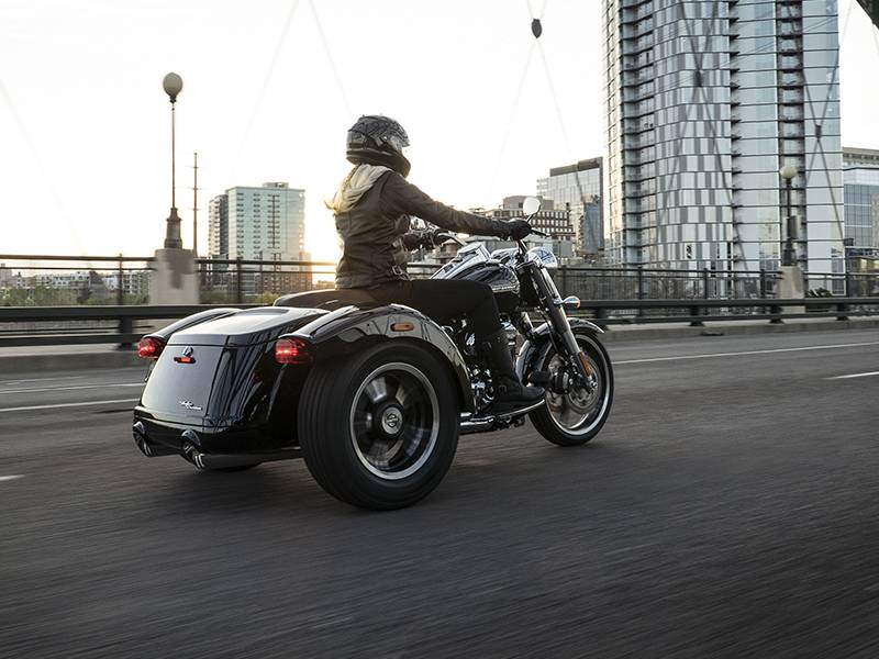 harley davidson motorrad trike