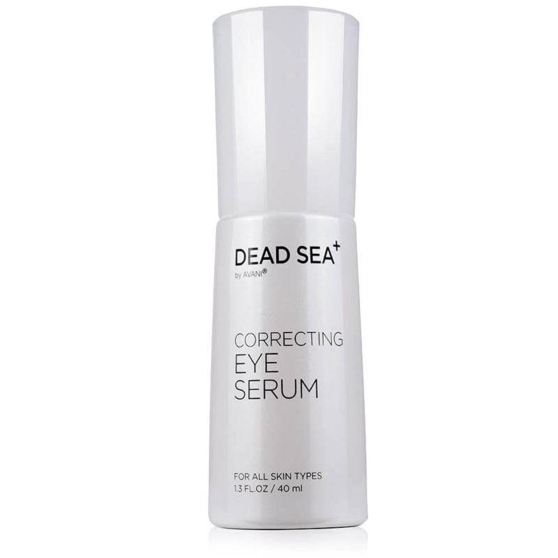 Dead sea+ correcting eye serum