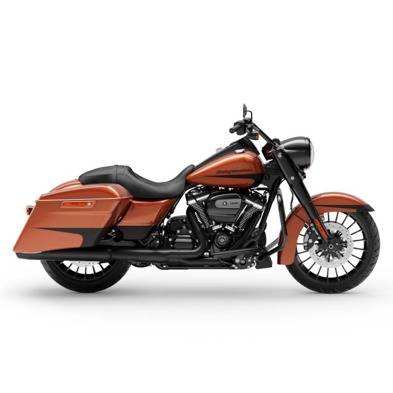 h d road king special