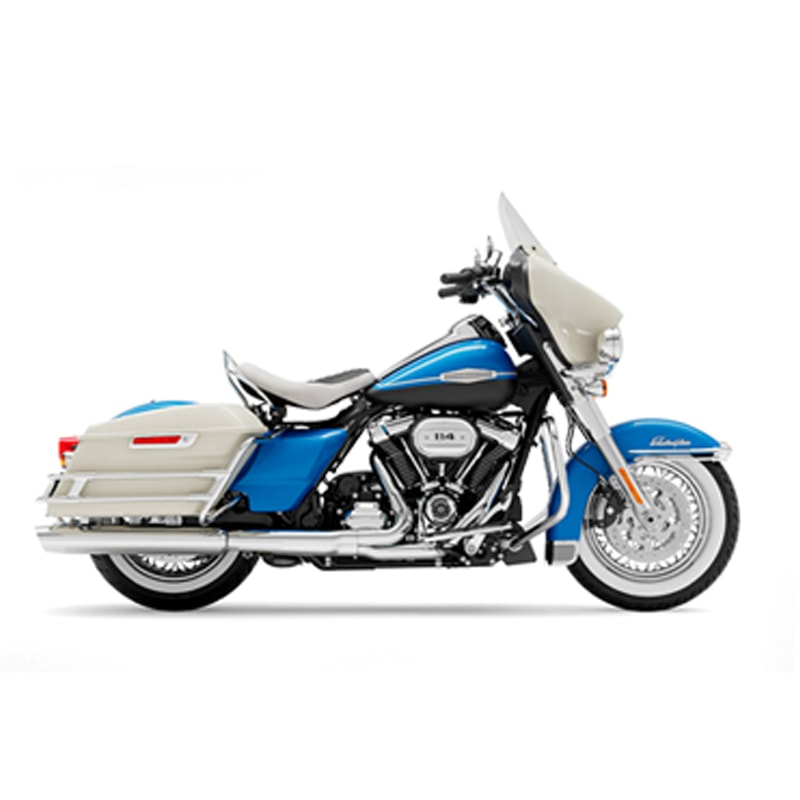 FLH Eclectra Glide revival 2
