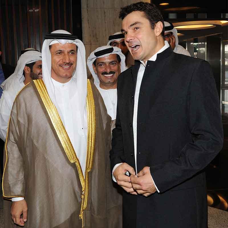 Minister of Economy UAE