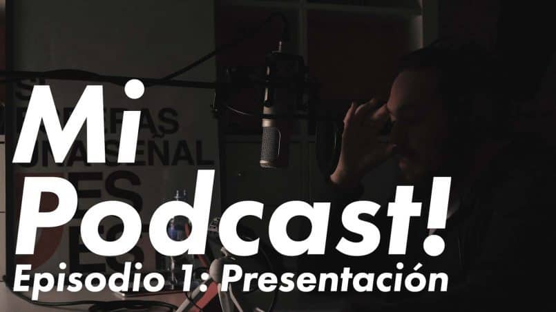 Mi Podcast! by carlcaesar Episodio 1 Presentación