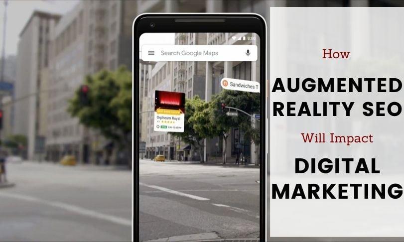 Augmented Reality SEO