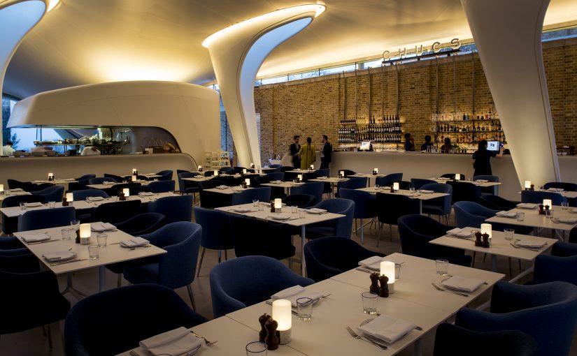 Chucs Serpentine Café London