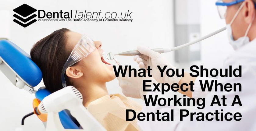 What You Should Expect When Working At A Dental Practice