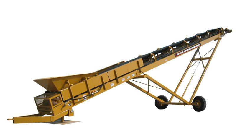 50 Foot Conveyor
