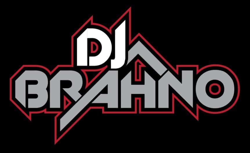 DJ BRAHNO logo