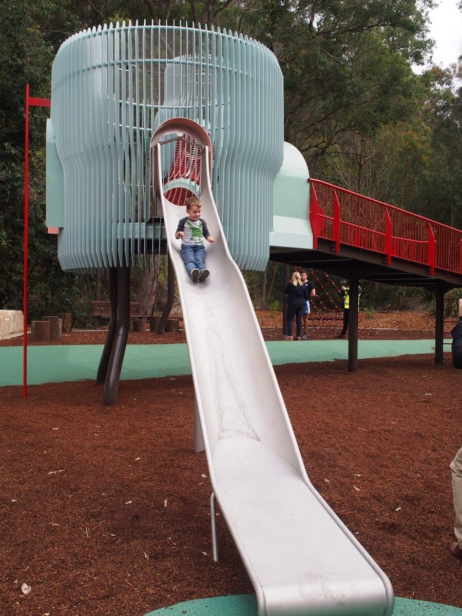 Richley Reserve Adventure Playground