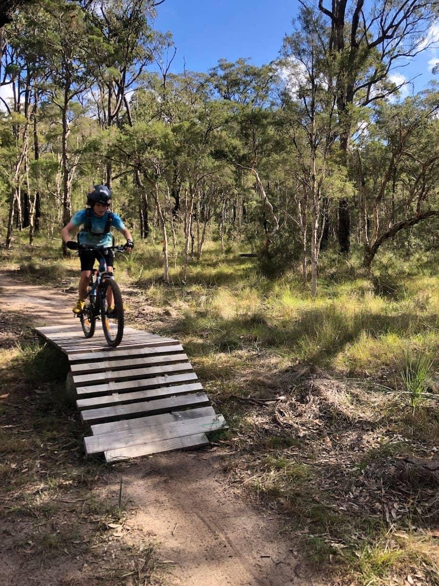 mountain biking newcastle