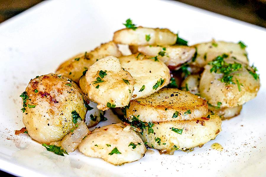 German potatoes