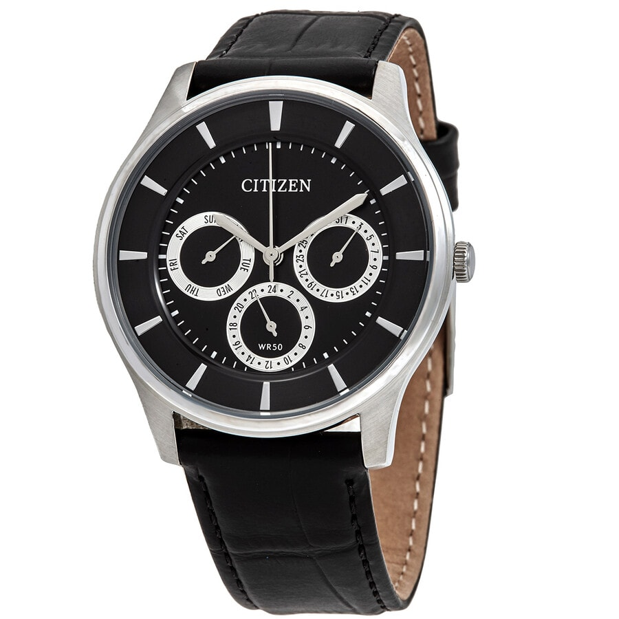 Đồng hồ 6 kim Citizen AG8351-01E