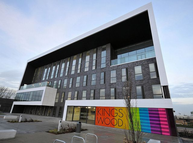 The picture of Kingswood College, Hull (2012) is by BSFinHull. Sourced from Flickr and reproduced under a Creative Commons Attribution-NonCommercial-NoDerivs 2.0 Generic (CC BY-NC-ND 2.0) licence.