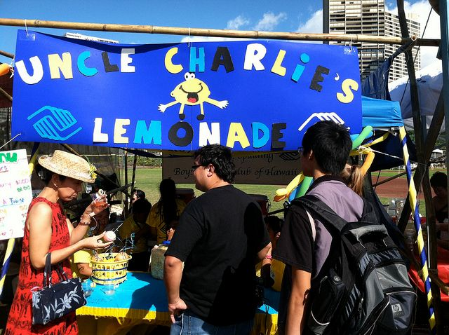 Picture: Lemonade Alley, Iolani field Hawaii by Bytemarks. Sourced from Flickr and reproduced under a Creative Commons Attribution-NonCommercial-ShareAlike 2.0 Generic (CC BY-NC-SA 2.0) licence.