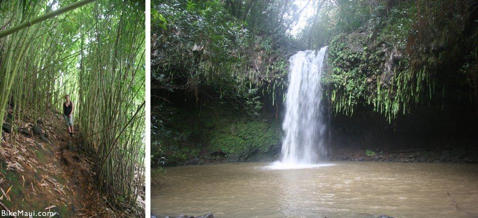 hiking twin falls