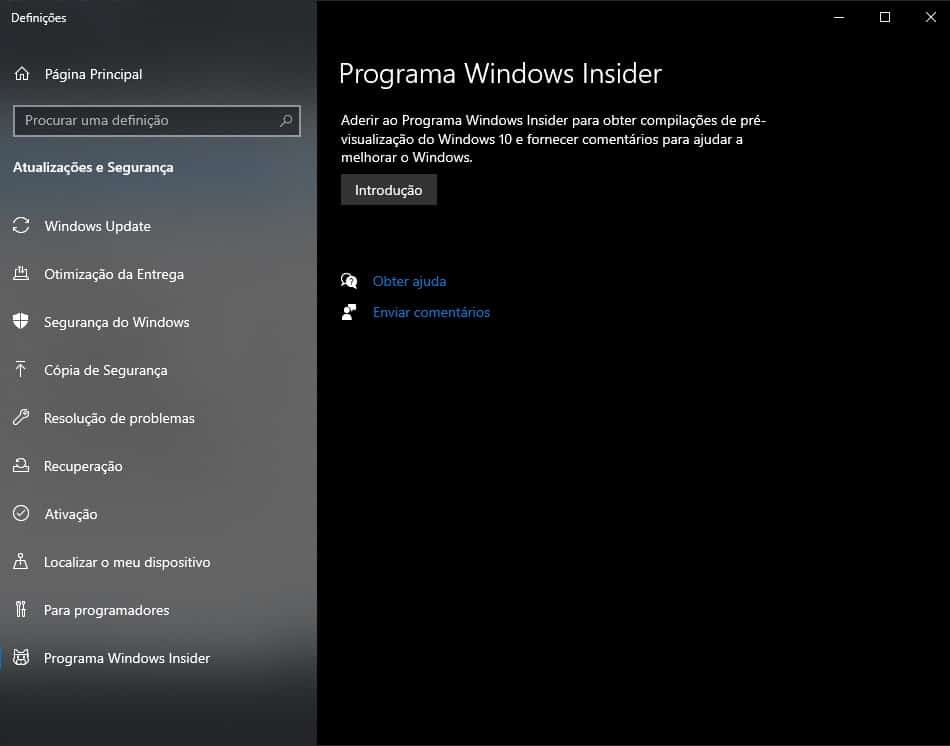 Windows 10 novidades receber