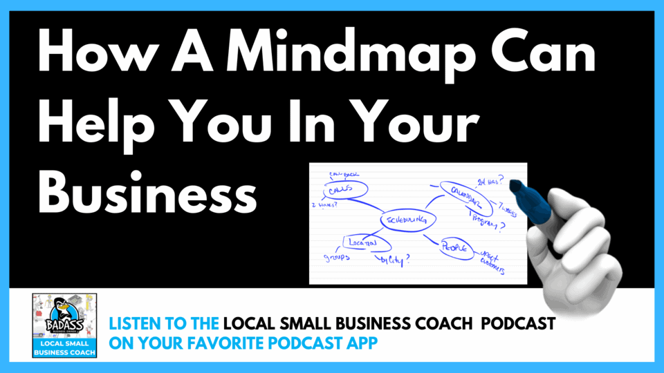 How a Mindmap Can Help You in Your Business