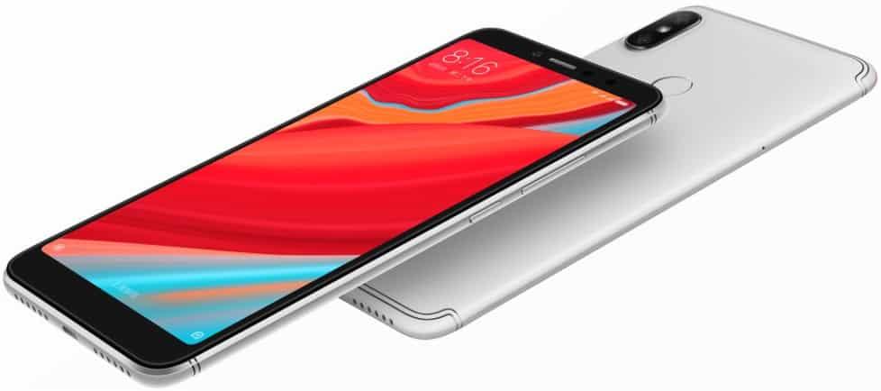 Xiaomi Redmi S2 design