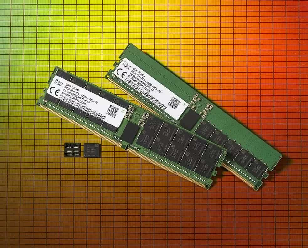 nova memória RAM