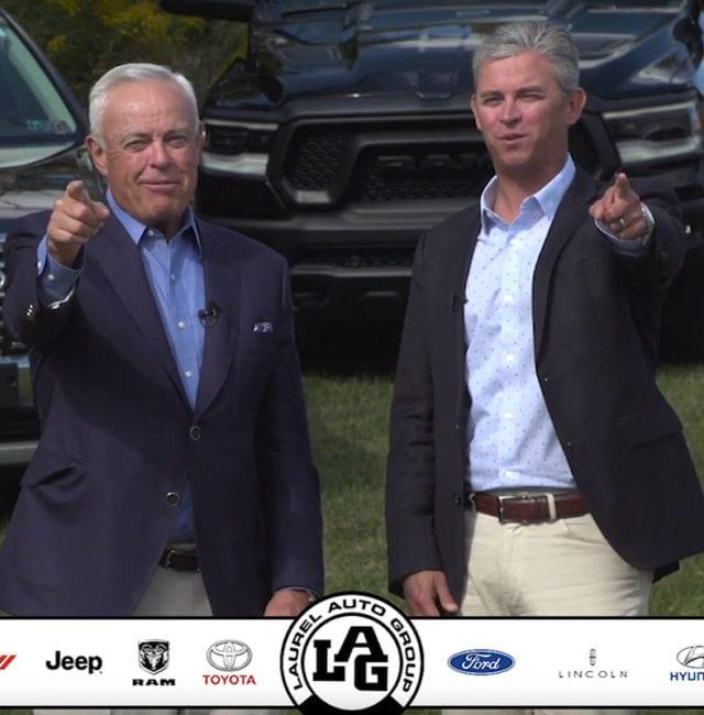 Laurel Auto Group Truck & SUV Month video