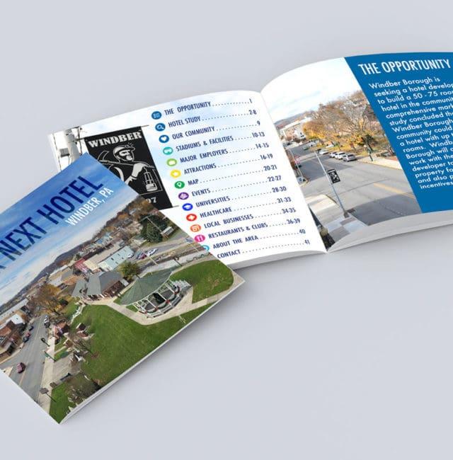 Windber Borough Booklet