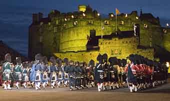 Royal Edinburgh Military Tattoo. 6 – 28 August 2021