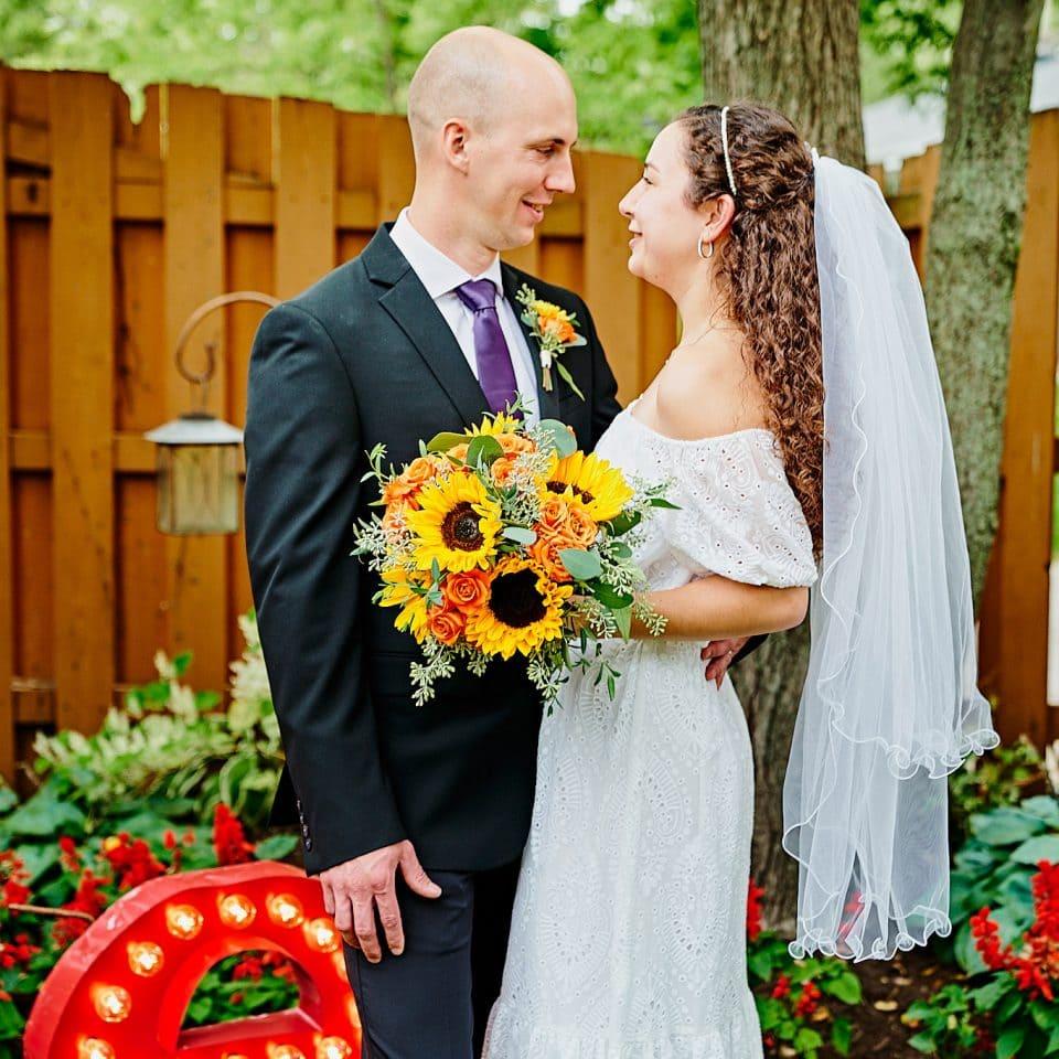 Chicago Wedding Photographer   Jonathan and Taylor Wedding - Small Chicago Wedding