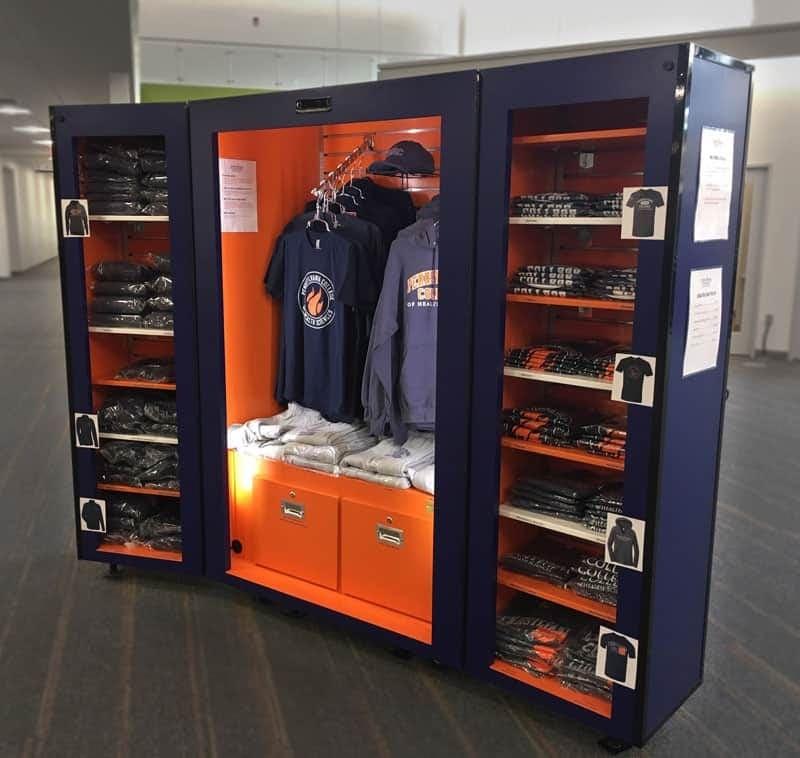 retail merchandising unit fabricator