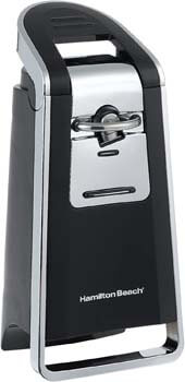 10. Hamilton Beach 76606Z Smooth Touch Can Opener, Black and Chrome