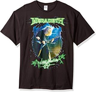 Camisetas de Megadeth