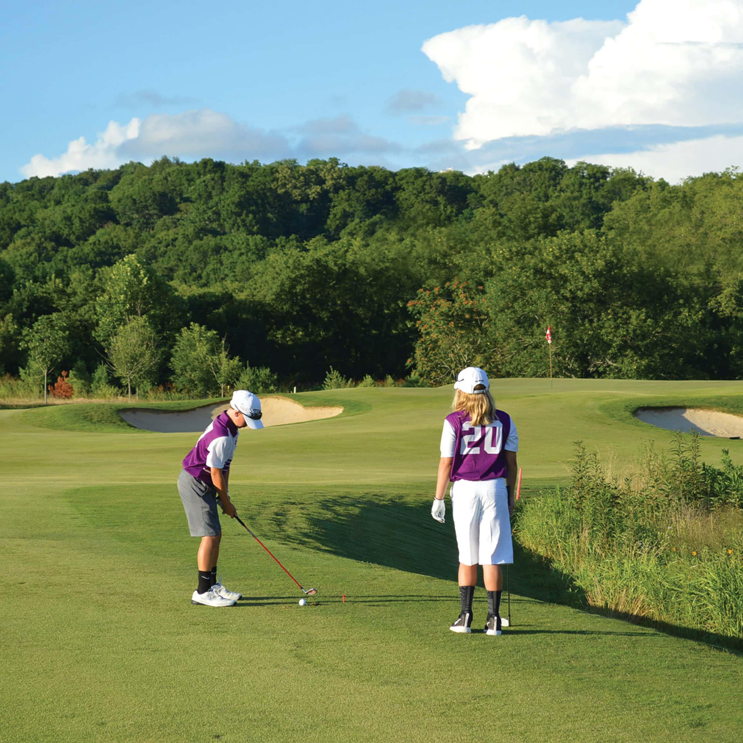Grove Junior Golf